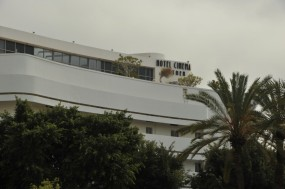 The Cinema Hotel - Genia Averbuch Tel Aviv