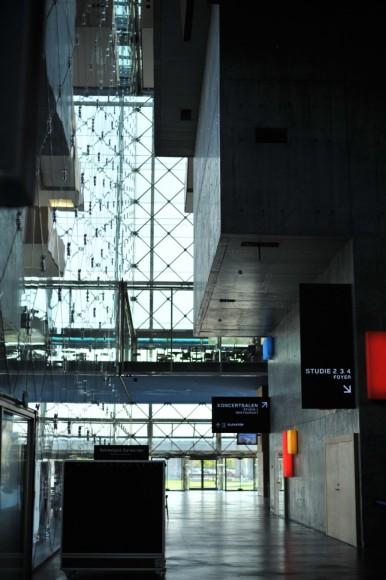 Konzerthaus Kopenhagen - Jean Nouvel