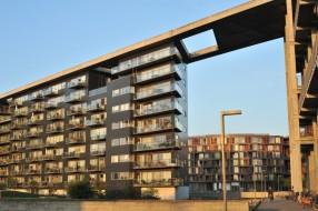 Boligslangen Kopenhagen- Domus Arkitekter